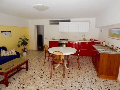Photo for S122 - Sirolo, large two-room apartment in the center