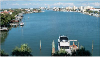 Photo for 20% off August - Dockside Condos 504 with private balcony and beautiful views