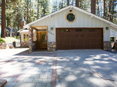 Photo for Discounted rates during the week.  Come Enjoy Tranquility In The Forest In Tahoe