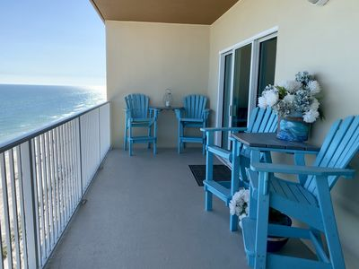 Photo for Beach Dreams Is Directly On The Gulf Of Mexico - Sleep To The Surf