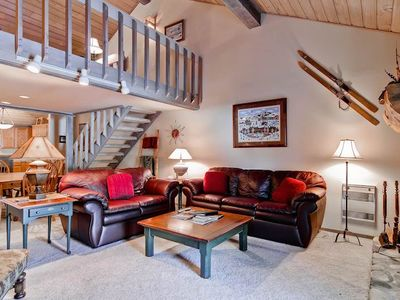 Photo for Spacious Condo w/Deck Overlooking 5th Fairway of Golf Course; Shared Pool