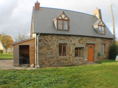 Photo for 2BR Cottage Vacation Rental in Frenes, Normandie