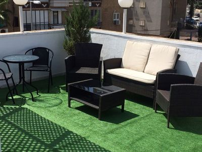 Photo for 1BR Apartment Vacation Rental in Bat Yam, Center District