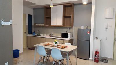 Photo for Eco Malacca Homestay @ Atlantis Residences-4-6pax (with Wifi)