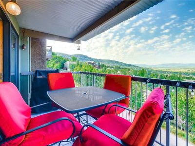 Photo for Stunning Summer Views! Great Location! Onsite Fitness Center, Hot Tubs & More!