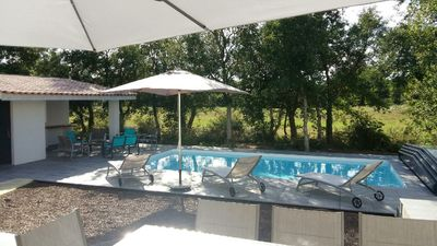 Photo for - 15% (06,07,09)! LEON close to the lake: New villa of full foot with swimming pool