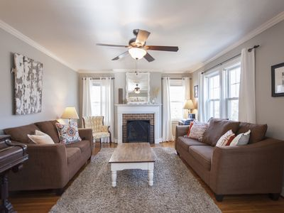 Photo for Cozy Derby Home in Historic, Safe Neighborhood