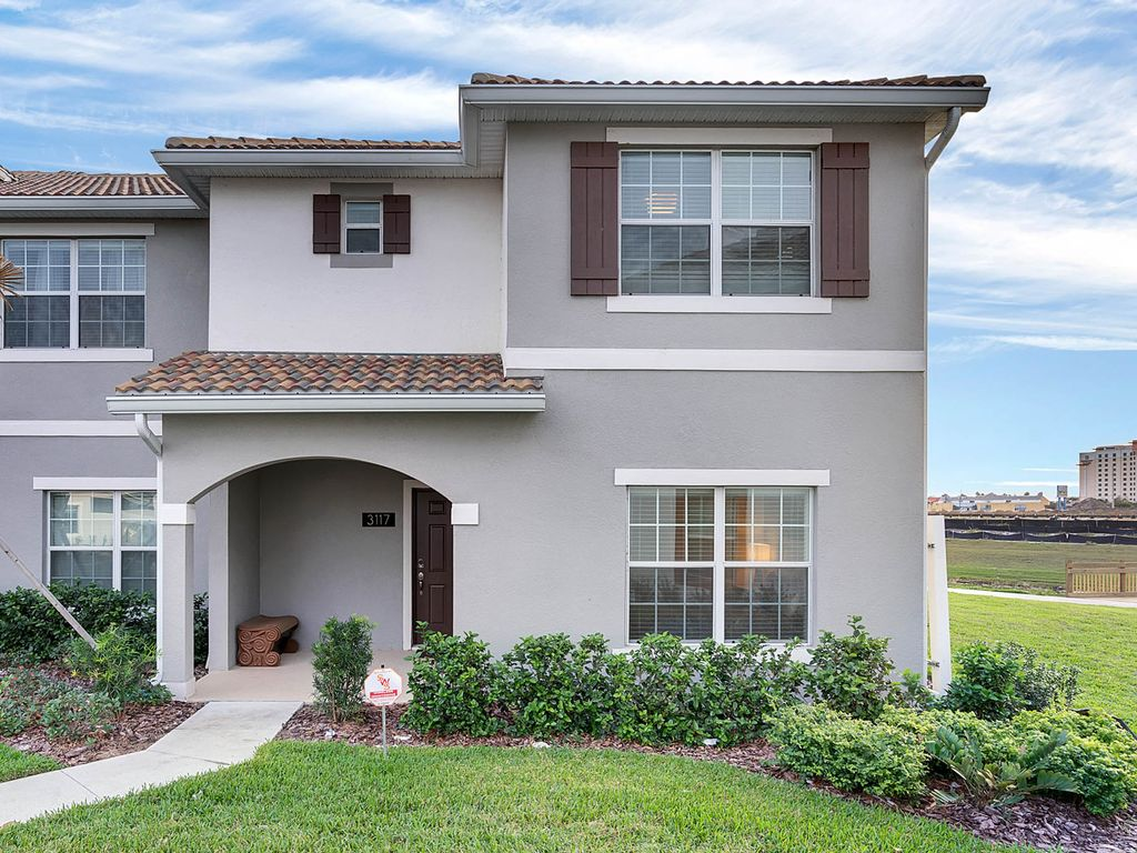 Brand new 5 bedroom townhouse close to disney and resort for 5 bedroom townhouse
