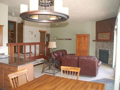 Photo for Br107B 2Bedroom/2 Bath, Great Views, Wifi, Fireplace, Clubhouse & Carport