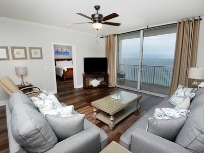 Photo for 2 Bedroom #1705 at Tidewater, beach, pool, views..includes umbrella.chairs daily