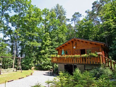 Photo for Beautiful chalet situated in the pleasant area Bomal