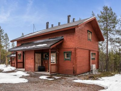 Photo for Vacation home Kuerkartano 4/aarre in Äkäslompolo - 4 persons, 1 bedrooms