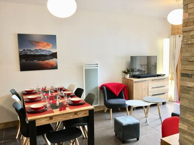 Photo for 2BR Apartment Vacation Rental in CHAMPAGNY EN VANOISE