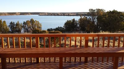 Photo for Amazing White Mountain Lake Townhome- 300 acre Private Lake outside Show Low, AZ