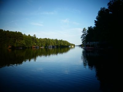 Photo for Lake Muskoka all year piece of heaven perfect for family fun.