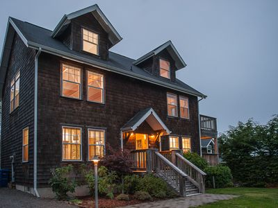 Photo for ROADS END PET AND FAMILY FRIENDLY OCEAN VIEW HOME -- DISCOUNTED FALL PRICES