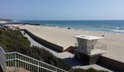 Photo for 2 Bedroom Oceanview Beach Bungalow! Walk to Everything!!