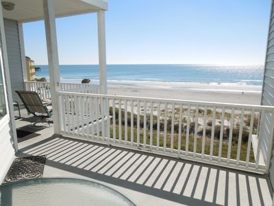 Photo for Seacoast Villas 8 - Beautiful Top Floor Condo with Great Views