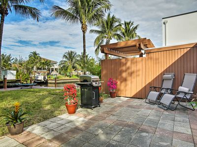 Photo for Ft. Lauderdale Townhome on Canal - 3 Mi. to Beach!