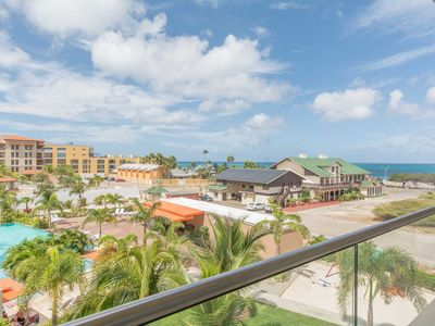 Photo for 2BR Condo Vacation Rental in Eagle Beach, XX