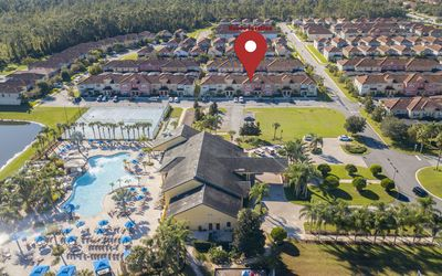 Photo for Stunning 4 Bedroom w/ Pool Close to Disney 8940 @Paradise Palms Resort