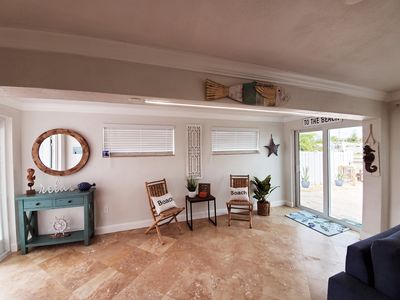 Photo for REMODELED 2/2 BEACHY COTTAGE ON 4TH ST IN KEY COLONY W/ SHORT WALK TO CABANACLUB