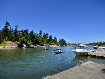 Photo for Executive 5 Bedroom Waterfront Home Close to Downtown Victoria