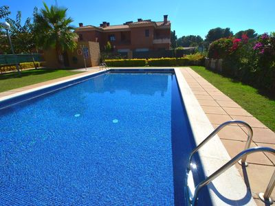 Photo for Townhouse in Cambrils for 8