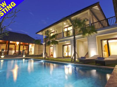 Photo for Newly built 4 bedroom near finns club,Canggu;