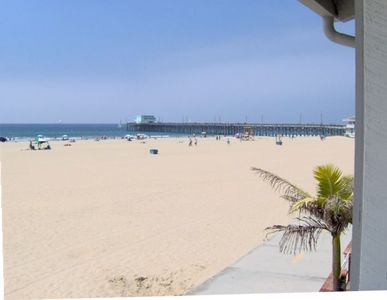Photo for Ocean Front on the Sand in Newport Beach - Balboa Peninsula