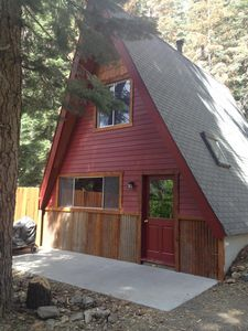 Photo for Nestled in the Pines but within city limits!! Pet Friendly