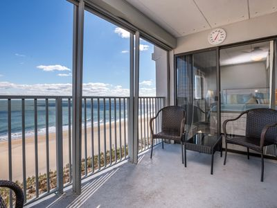 Photo for Oceana - Ocean Front - Pool - Completely Remodeled - Sleeps 8