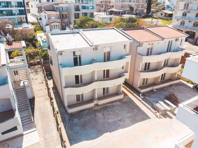 Photo for Pink Studio Apartment For Four Persons close to the Beach