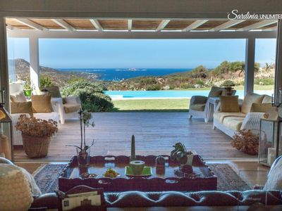 Photo for Villa Il Golfo di Marinella: luxury villa with pool