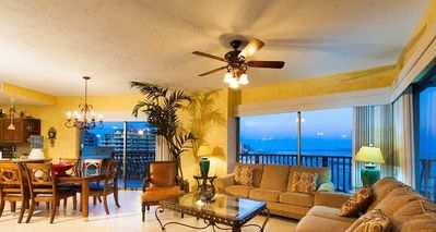Photo for SE 701 Lovely 7th floor ocean front corner unit at the Sonoran Sun Resort