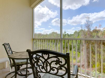 Photo for Cozy Condo in Gorgeous Resort Near Disney - 3 Bedrooms, 2 Baths, 4 Star, Porch
