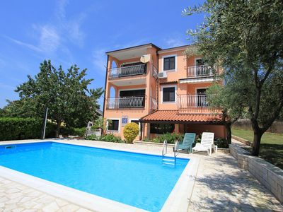 Photo for With pool, air conditioning, WiFi in ancient Roman Pula