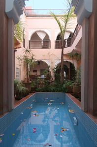 Photo for GROUP RENTAL SPECIALIST - Splendid 7 bedrooms Riad in the heart of Marrakech Medina