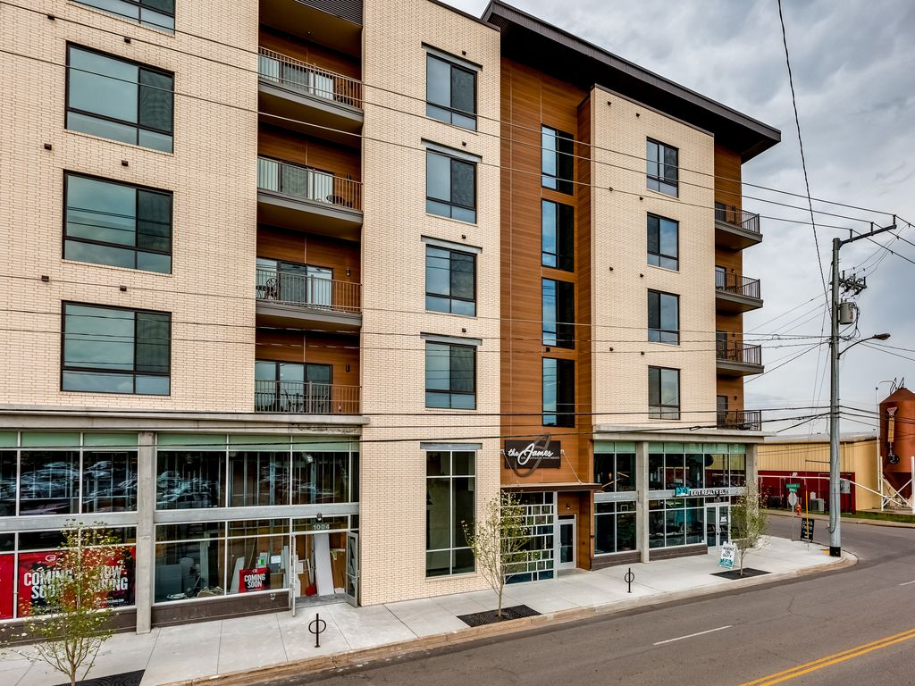 Fantastic 2 Bedroom Apartment At The James Nashville Tennessee Rentals And