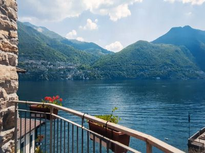 Photo for The Terrace on Lake Como