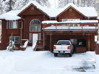 Photo for 3BR House Vacation Rental in South Lake Tahoe, California