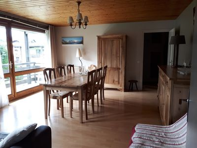 Photo for Apartment Ideally located 5 to 6 people, Spacious 2 rooms of 50 m2
