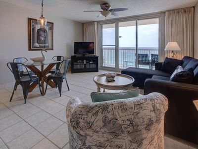 Photo for Pelican Beach 1105 - Ready, set, book for spring!