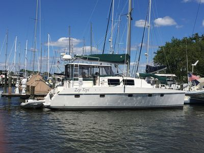 Photo for Boat-N-Breakfast! Luxurious Accommodations Aboard a 44' Catamaran