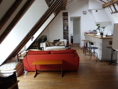 Photo for Entire Apartment Under The Parisian Roofs