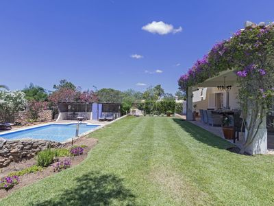 Photo for Spacious, modern and comfortably furnished with a private swimming pool