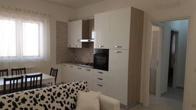 Photo for APARTMENT on the 1st floor on a completely renovated building !!!