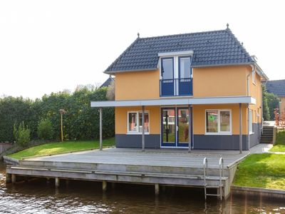 Photo for 4-person bungalow in the holiday park Landal De Bloemert - on the water/recreation lake