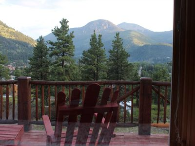 Photo for Marmot Manor - Amazing Views of Lake City and Surrounding Mountains