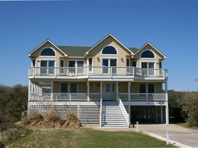 Photo for South Bound: 6 Br / 5.2 Ba Oceanfront-semi In Southern Shores, Sleeps 14